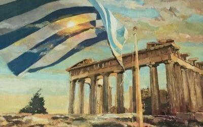 Η Ευθύνη των Ελλήνων για τον κόσμο και την ιστορία